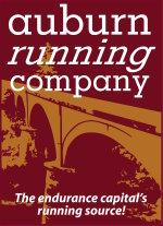 auburn running company logo